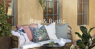 Sommertrend: Raw and Rustic