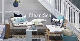 Sommertrend: Clean Sea