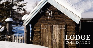 Lodge Collection - få det fint på hytta!
